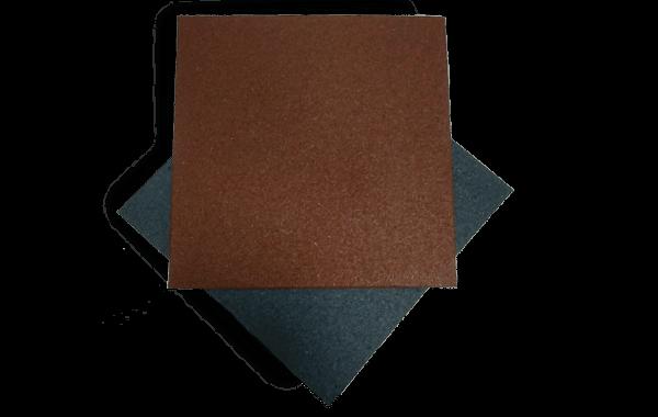 Резиновая плитка 500х500 10мм