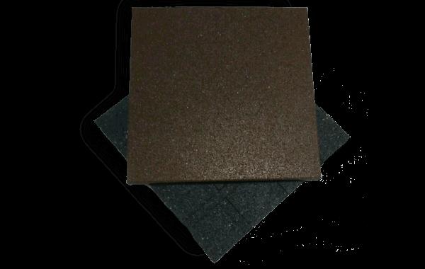 Резиновая плитка 500х500 30мм